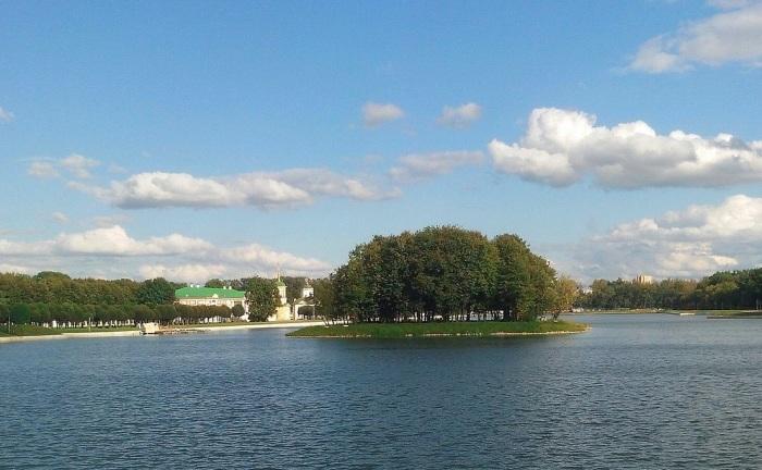 Аномальные зоны московских парков