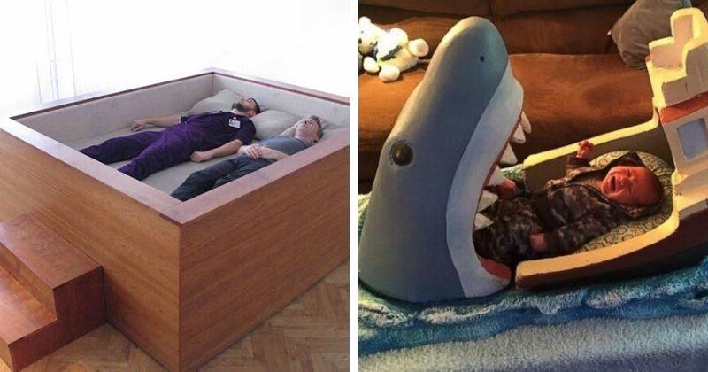 Самые странные кровати, кото…