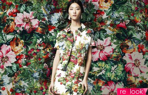 Тренд весны: цветочные мотивы