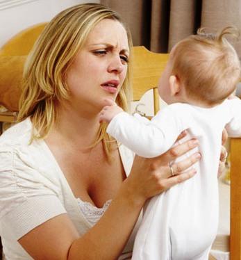Как материнство убивает в нас женщину...