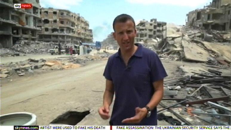 Sky News: под защитой сильных друзей Асад собирает свою страну по частям и выгоняет США
