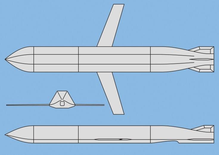 Новые российские авиационные крылатые ракеты Х-50 и ГЗУР