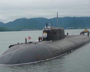 Подводная лодка «Краснодар» …