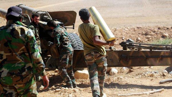 """Сирия против США. Бег к миру, похожий на """"Бег к морю"""""""