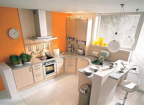 Кухня планировка и оформление