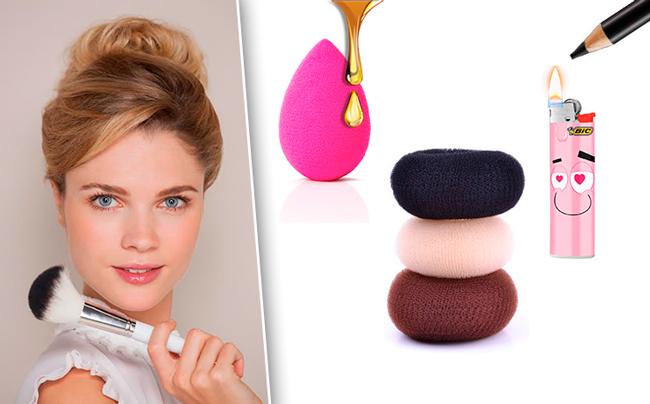 10 трюков в макияже, которые упростят жизнь каждой женщины