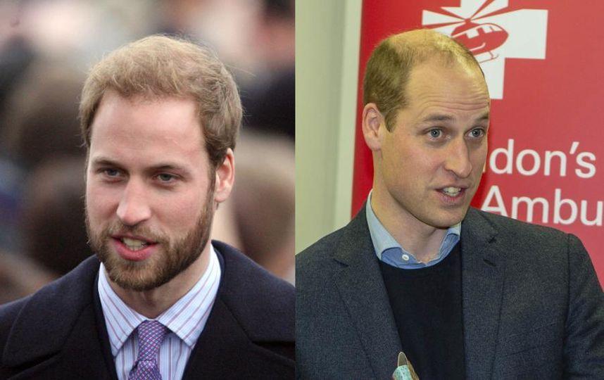 10 лет назад: Как изменились Уильям и Гарри, Кейт и Меган и другие члены королевской семьи