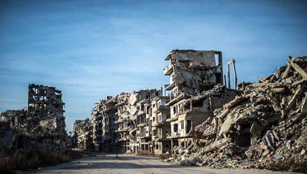 Новости Сирии. Сегодня 12 мая 2016