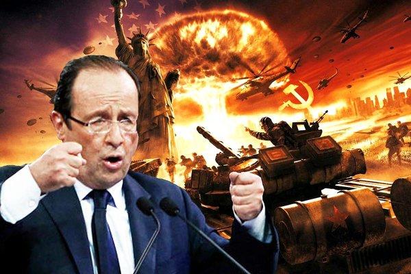 Новая стратегия войны с Россией - планы США и НАТО