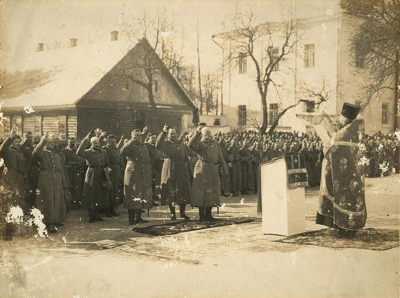 Подборка фото о бурлящей России: как это было в 1917