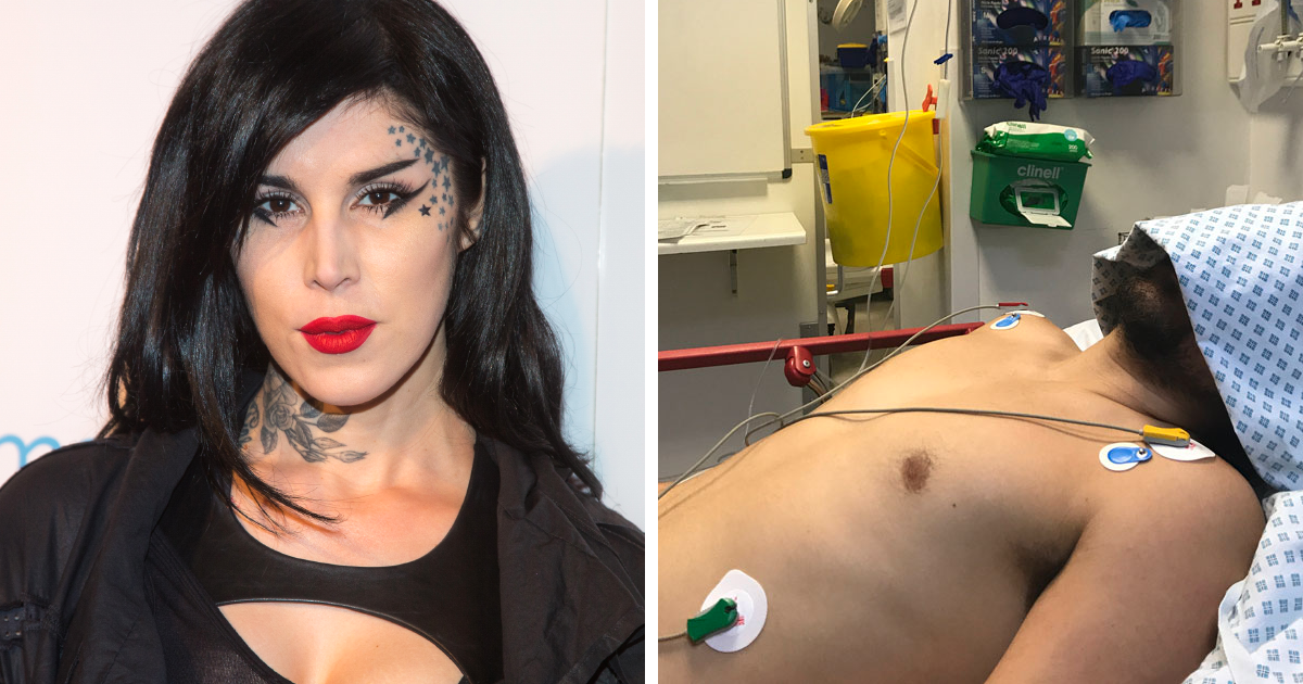 The Way This Mom Shut Down Kat Von D After She Declared She Won't Vaccinate Her Child Is A Must-Read
