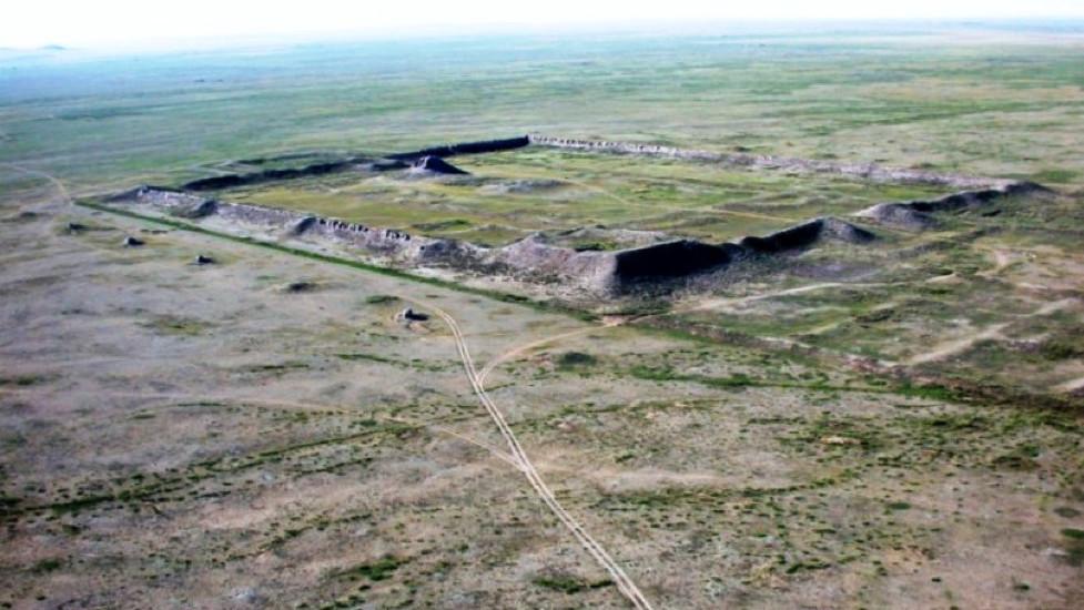 В Монголии нашли руины древн…