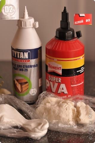 Мастер-класс Лепка: Улучшенный рецепт холодного фарфора  Фарфор холодный. Фото 1