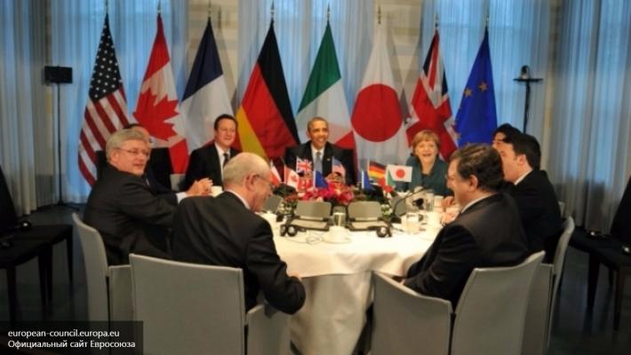 Захарова: Россия не будет платить за восстановление «Большой восьмерки»