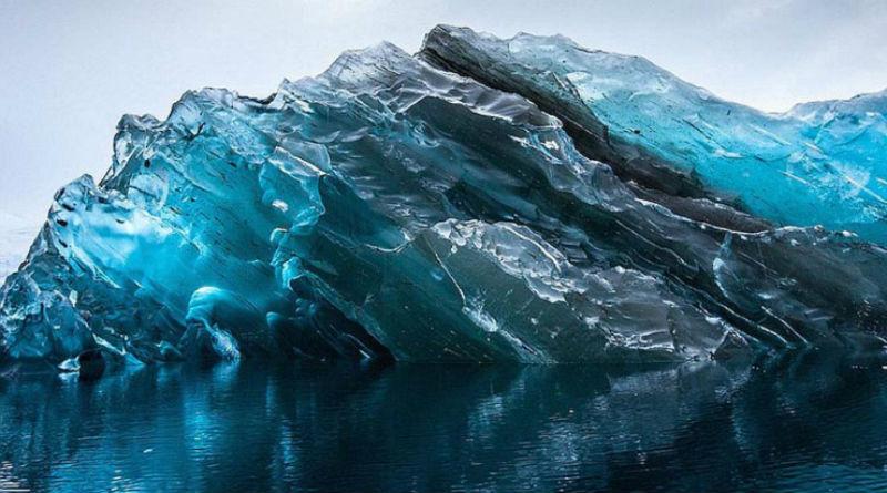 Cамые древние в мире айсберги
