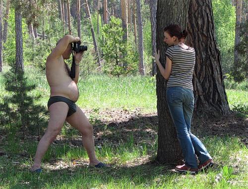 Ты сними меня фотограф...