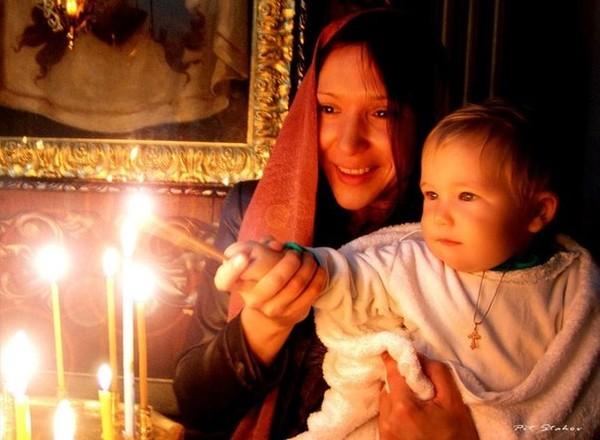 Материнская молитва!