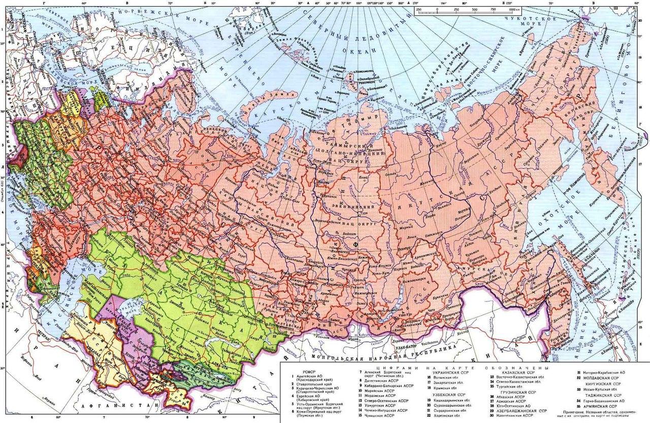 Единственный советский референдум