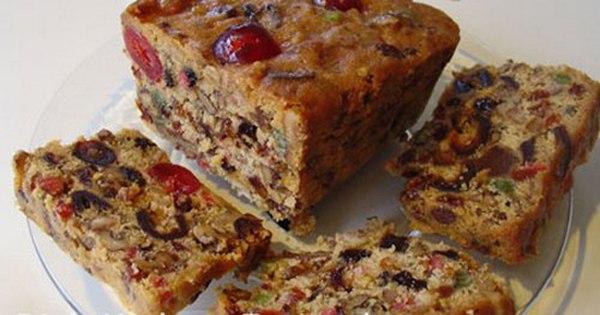 Кекс из сухофруктов: простой в приготовлении и полезный десерт, который можно хранить очень долго!