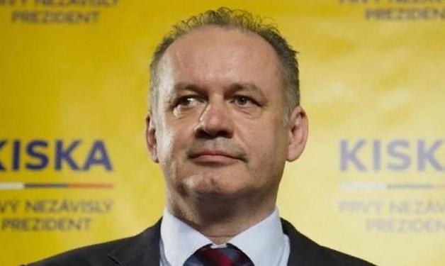 """Президент Словакии увидел в """"Ночных волках"""" угрозу безопасности страны"""