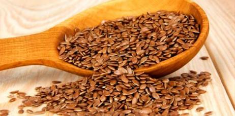 Чудесный лифтинг для лица и шеи из семени льна