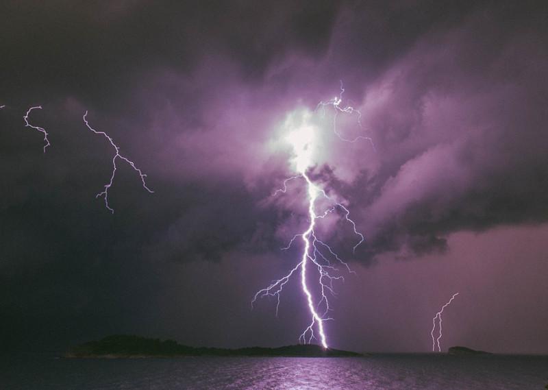 35. молния, природа