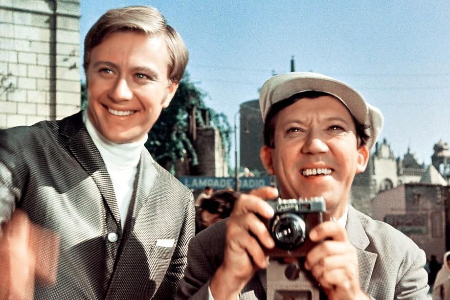 Тест: Узнайте знаменитые советские кинокомедии по кадру!