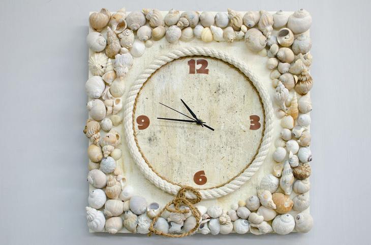 Декор часов своими руками фото