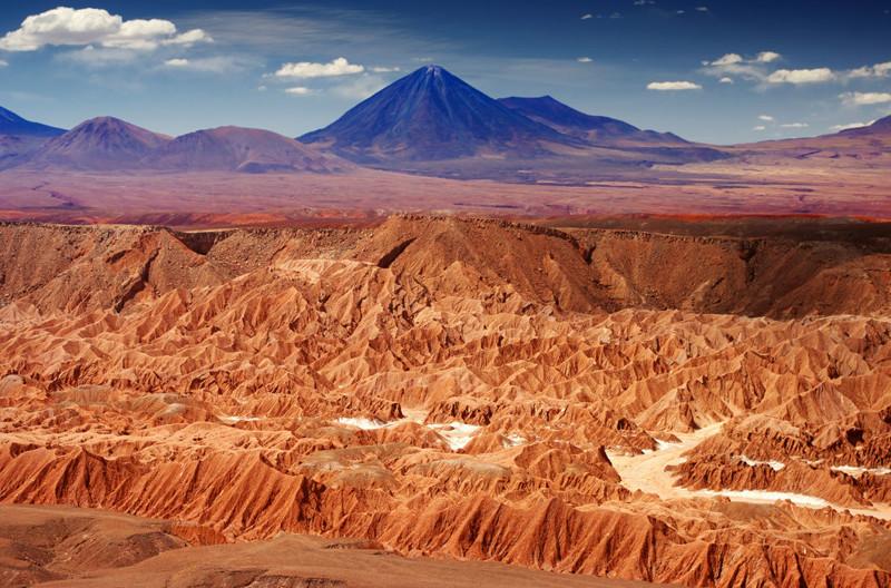 Пустыня Атакама в мире, красота, пейзажи, планета