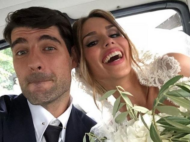 Финалист ЧМ-2018 женился на участнице «Евровидения»
