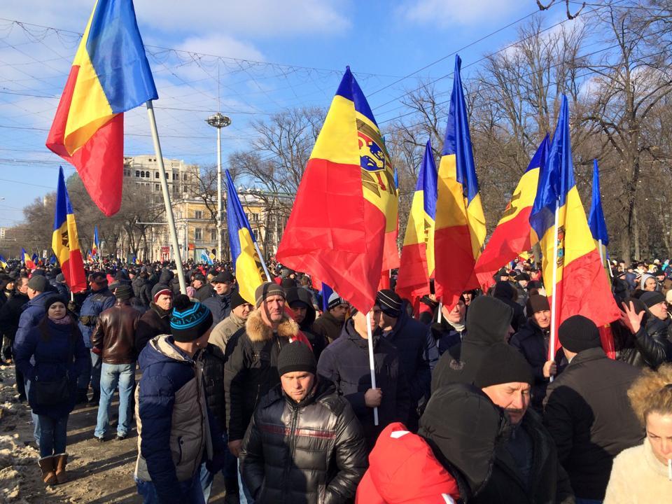 Республика Молдова может пойти по стопам Венесуэлы
