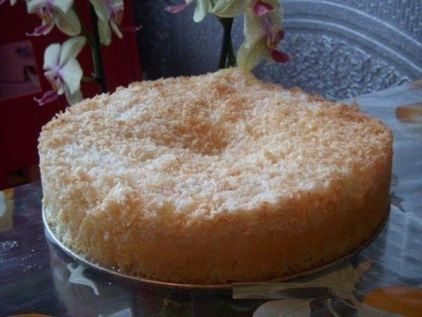 Рецепт дня для уфимцев: изумительный и очень простой кокосовый пирог