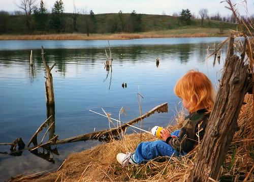 отдых на рыбалке статьи