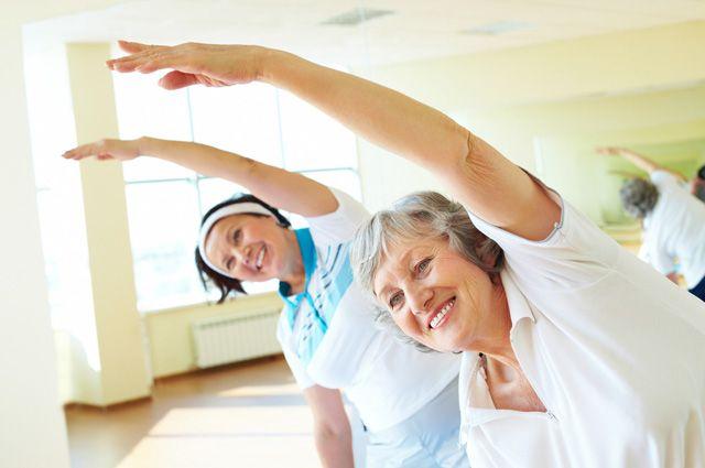 «Спорт» для сердечников. Правильные упражнения всем на пользу