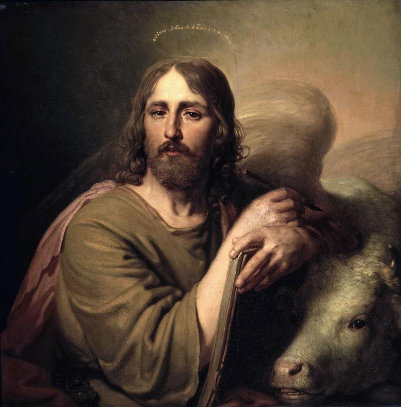 апостол и евангелист лука