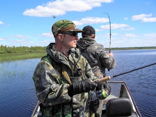 Секреты рыбалки. Часть 1
