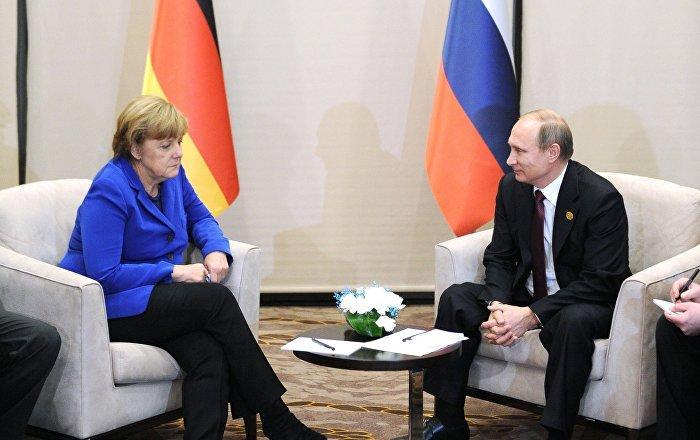 Неприступность Москвы отрезвила Германию: «Зачем нам санкции и Крым?»