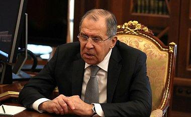 Лавров: Россия ответит на провокацию Порошенко — мало не покажется