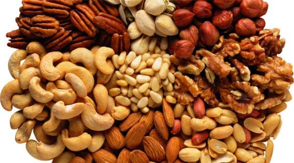 Орехи для красоты и здоровья человека