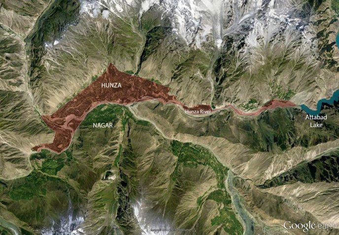 hunza-map