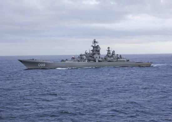 Конгрессмен США: Российский флот восстанавливается, а мы жуём сопли