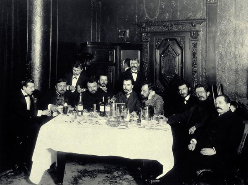 Как пьют русские писатели