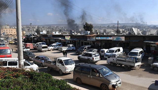 Новости Сирии. Сегодня 29 января 2018