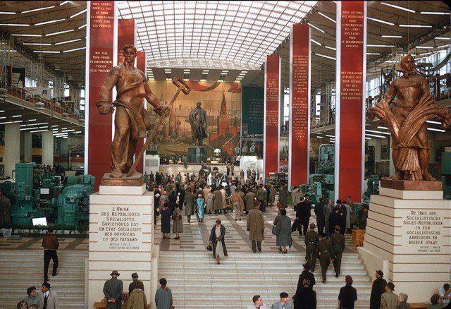 Каким был СССР в 1958 году