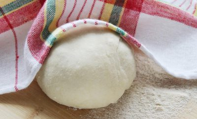 Тесто для беляшей на кефире