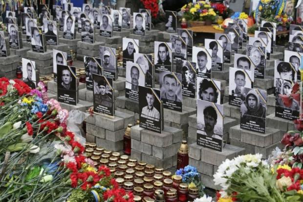 Участник евромайдана: нас расстреливали в спину