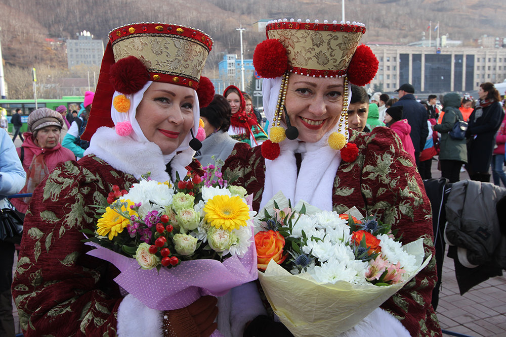 Жители Камчатки одними из первых отметили День народного единства