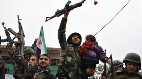 Сирия. А что после Победы?