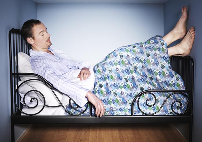 5 нарушений сна, о которых мы не знали