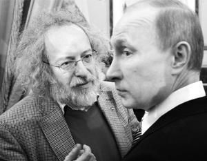 Венедиктов извинился перед Путиным